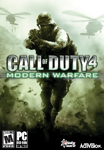 Carátula de Call of Duty 4: Modern Warfare