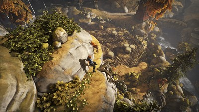 Reseña de Brothers - A Tale of Two Sons